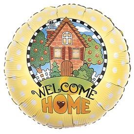 Welcome home fólia lufi - 45 cm