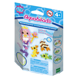 Aqua Beads csillaggyöngy mini szett