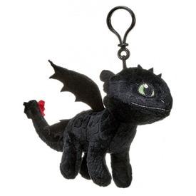 Így neveld a sárkányod kulcstartó 15 cm - többféle