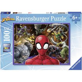 Puzzle 100 db - Spiderman