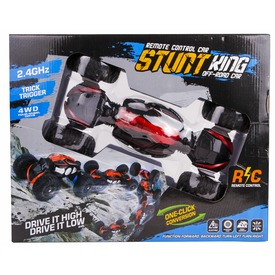 Stunt King távirányítós átforduló autó - 32 cm