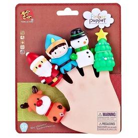 Karácsony ujjbáb 5 darabos készlet
