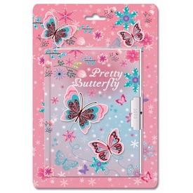 Pillangók titkos napló tollal