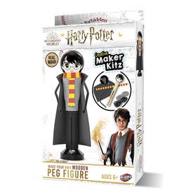 Harry Potter Csináld magad csipeszfigura