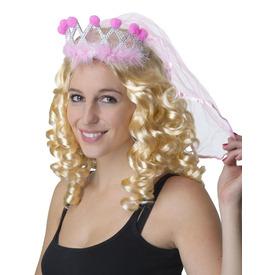 Királynői korona - univerzális méret