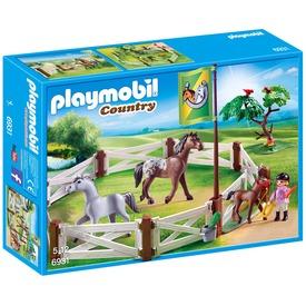 Playmobil Lovaskarám 6931