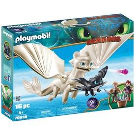 Playmobil Fényfúria gyerekekkel 70038