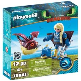 Playmobil Astrid és Hammanó 70041