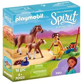Playmobil Prudi lovacskákkal 70122