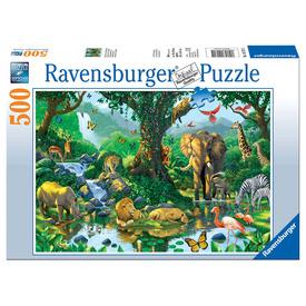 Puzzle 500 db - Harmónia a dzsungelban
