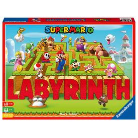 Társasjáték - Super Mario labirintus
