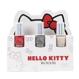 Hello Kitty körömlakk 3 db /csomag