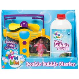 Mega Bubi dupla buborék kilövő készlet