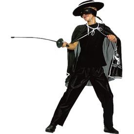 Zorro jelmez - 140 cm-es méret Itt egy ajánlat található, a bővebben gombra kattintva, további információkat talál a termékről.