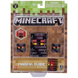 Minecraft Magma kocka figura - 8 cm