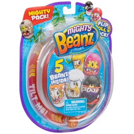 Mighty beanz 5db-os szett