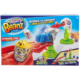 Mighty beanz slammer time versenypálya