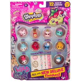 Shopkins S9 12db-os szett