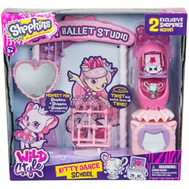 Shopkins S9 Kitty balett stúdió