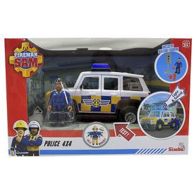 Sam rendőrautó 4x4 figurával