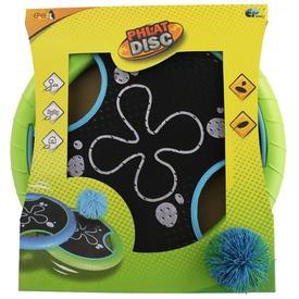 Phlat Disc ügyességi játék 1 koronggal