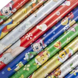 Karácsonyi Disney csomagoló papír 200 x 70 cm