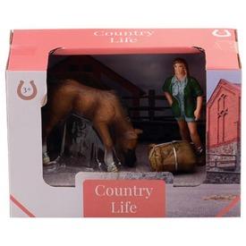 Ló figura készlet - kicsi, többféle