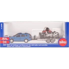 Siku: BMW X5 terepjáró motorral 1:55 - 2547