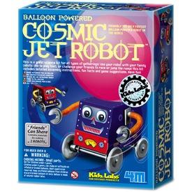 4M lufi meghajtású űrrobot készlet Itt egy ajánlat található, a bővebben gombra kattintva, további információkat talál a termékről.