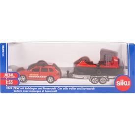 SIKU Tűzoltó autó légpárnással 1:55 - 2549