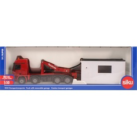 Teherautó mozgatható konténerrel Itt egy ajánlat található, a bővebben gombra kattintva, további információkat talál a termékről.