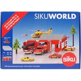 SIKU World tűzoltóállomás Itt egy ajánlat található, a bővebben gombra kattintva, további információkat talál a termékről.