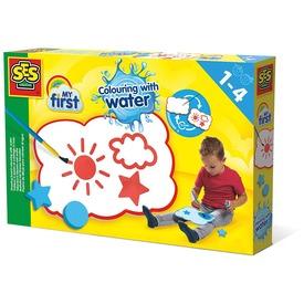 Első vízzel színezőm készlet