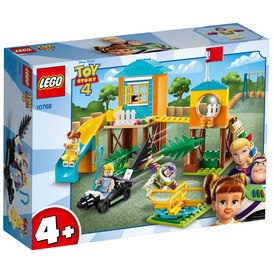 LEGO 4 + 10768 CONF New IP 2019 4 + 3