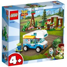 LEGO 4 + 10769 Toy Story 4 Lakóautós vakáció