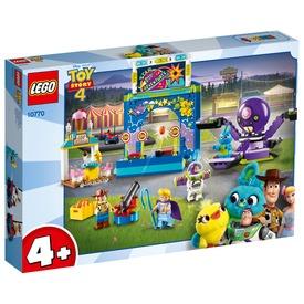 LEGO 4 + 10770 Buzz és Woody Karneválmániája!