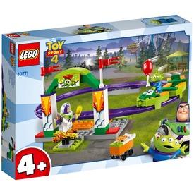LEGO 4 + 10771 Karneváli hullámvasút