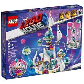 LEGO® Movie Amita Karok királynő űrpalotája 70838