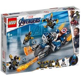 LEGO® Super Heroes Amerika kapitány támadás 76123