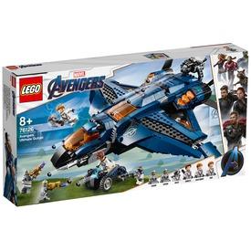 LEGO® Super Heroes Bosszúállók quinjet 76126