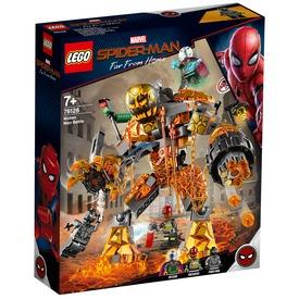 LEGO® Super Heroes Olvasztár csatája 76128