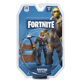 Fortnite Raptor figura készlet - 10 cm