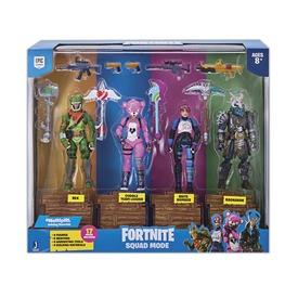 Fortnite csapat 4 figurás készlet - 10 cm
