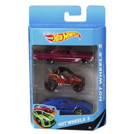 Hot Wheels kisautó 3 darabos készlet - többféle Itt egy ajánlat található, a bővebben gombra kattintva, további információkat talál a termékről.