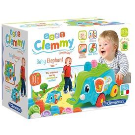 Clemmy Soft Építőelem-tartó Elefánt