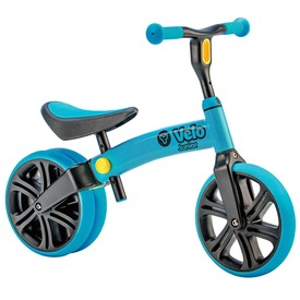 Y Velo Junior futóbicikli - kék, 45 cm
