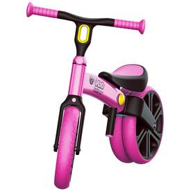 Y Velo Junior futóbicikli - rózsaszín, 45 cm