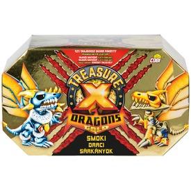 Treasure X Sárkányok kincskereső játék