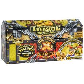 Treasure X Sárkányok 3 darabos kincskereső játék