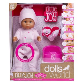 Dolls World - interaktív baba